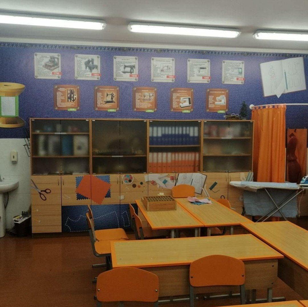 кабинет труда в школе картинки разработчиков заканчиваются