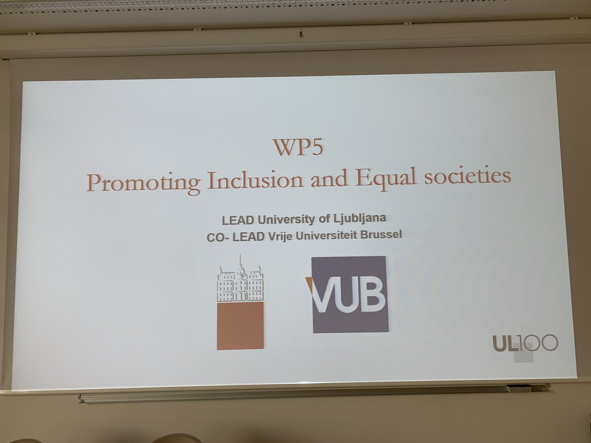 Kicking of Inclusion Project for future proof European universities #vub #EqualityCantWait #eutopia<br>http://pic.twitter.com/nmzwBWfsQ1