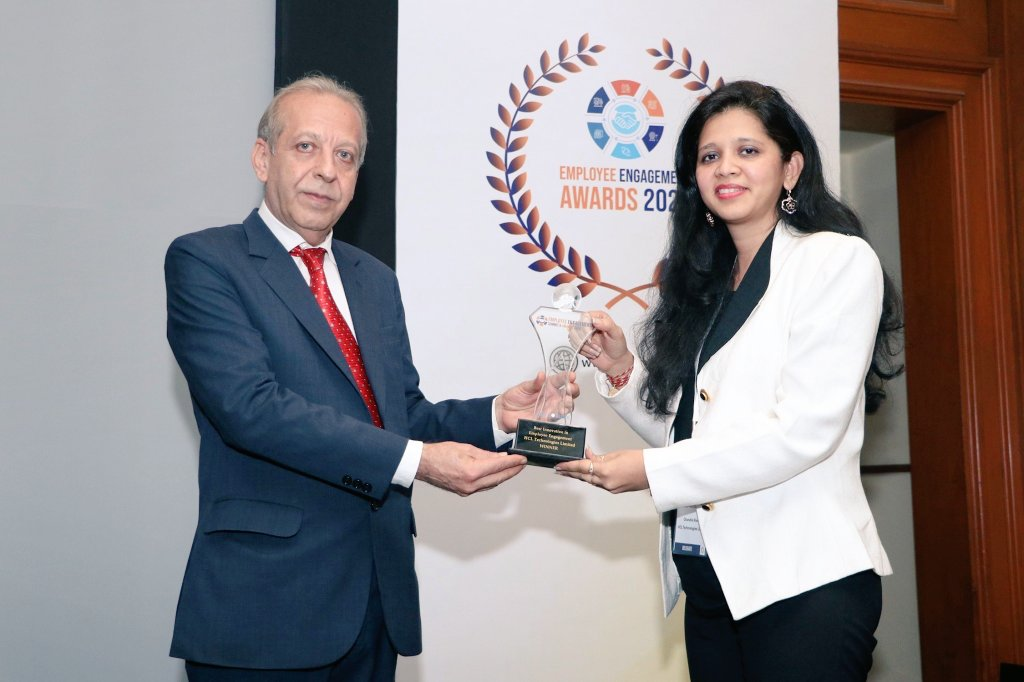 HCL Employee Engagement Award