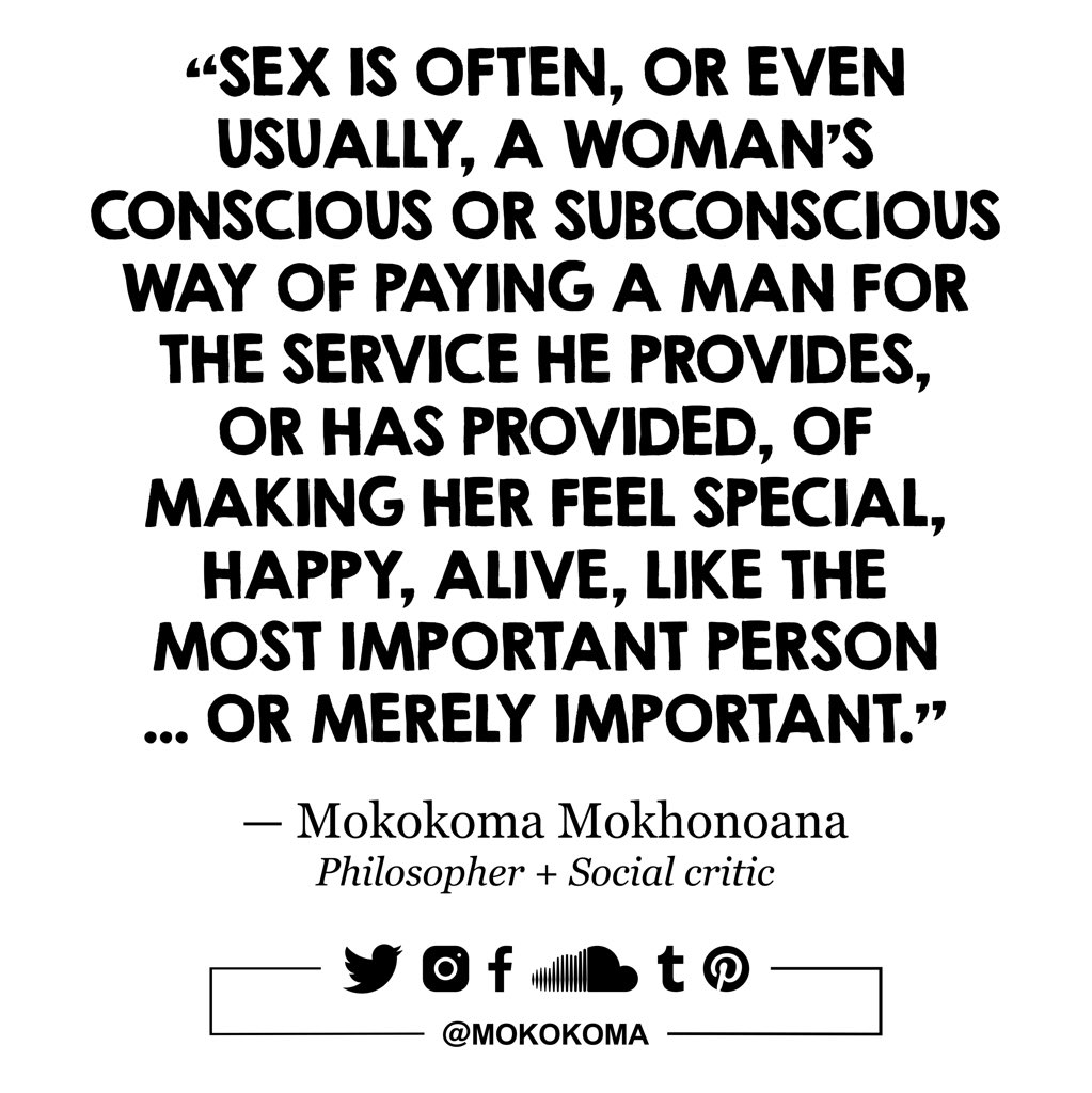 Relationship in a sex is quotes important How Important