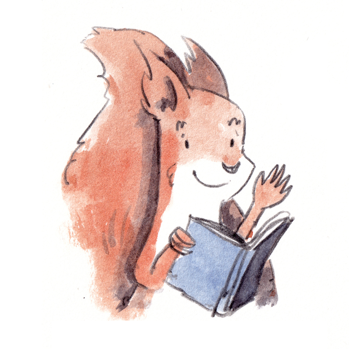 If your little one's under 5, take them along to @HfdsLibraries  on #WorldBookDay  and be part of the amazing new Squirrel Club! Join Squirrels reading journey and collect a fabulous free sticker every time you visit or borrow a book. Visit  http://ow.ly/uRKM50y2OQK    🖼️
