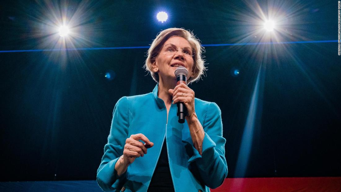 Elizabeth Warren ends her presidential campaign, will 'think a little more' on an endorsement / Twit