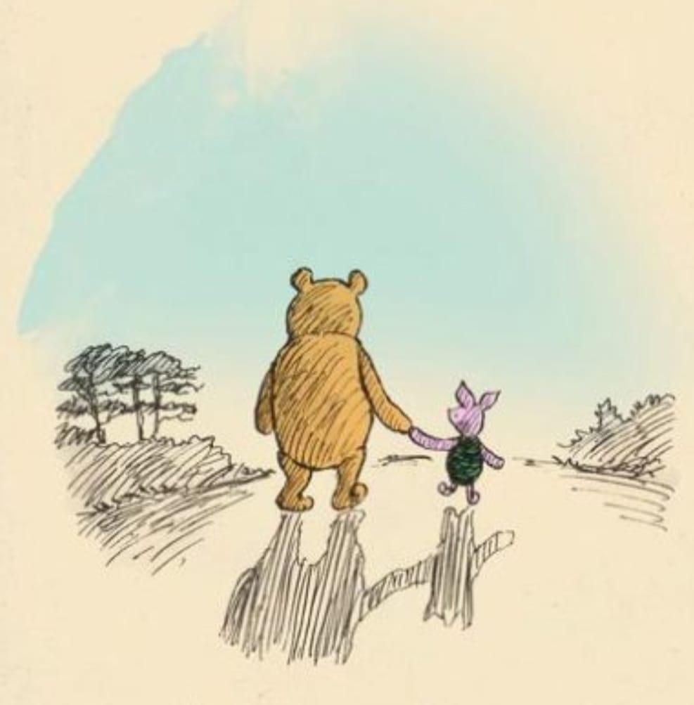 Pooh & Piglet on the Coronavirus...