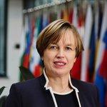 Image for the Tweet beginning: .@Europol's Executive Director, Catherine de