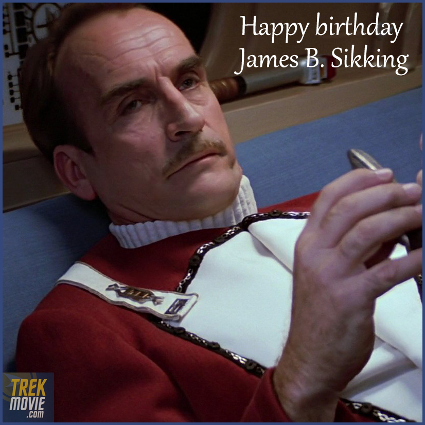 Happy birthday to James B. Sikking, who played Captain Styles (with very cared-for nails) in the feature film Star Trek III: The Search for Spock. #StarTrek #HillStreetBlues pic.twitter.com/nHT2AYaalz
