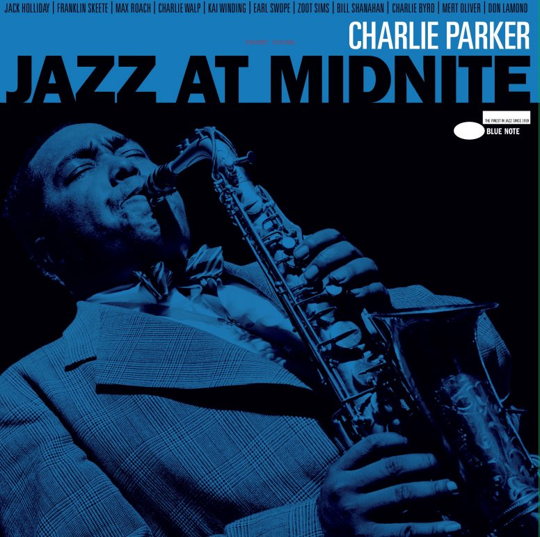 "Charlie Parker on Twitter: ""JAZZ AT MIDNITE, AVAILABLE APRIL 18, EXCLUSIVELY FOR RECORD STORE DAY. Available exclusively for Record Store Day on April 18th, Charlie Parker: Jazz At Midnite is pressed on """