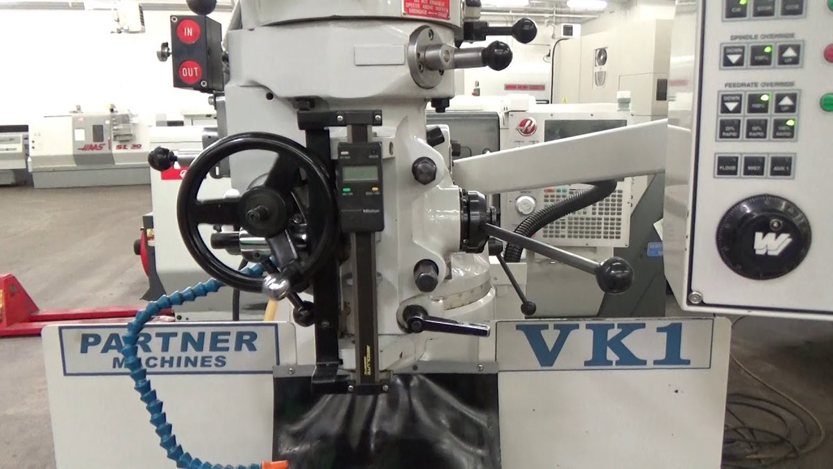 FOR SALE LISTING - ID # 480115 MILLTRONICS VK-1 | Vertical Machining Centers Click here for more info:   #MachineTools #Usedmachinetools #machines #usedmachines #Machine #Machineshop #forsale #MILLTRONICS #VK1 #MILLTRONICSVK1 #VerticalMachiningCenters