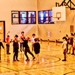 Image for the Tweet beginning: HipHop residency at #SomersetSchool with