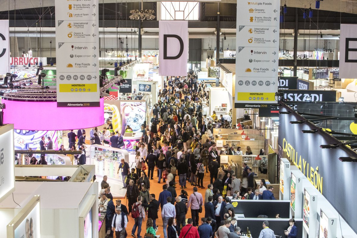 Fira de Barcelona has moved @AlimentariaBCN and @Hostelcobcn trade shows to September >> ow.ly/1N8I50yE88r