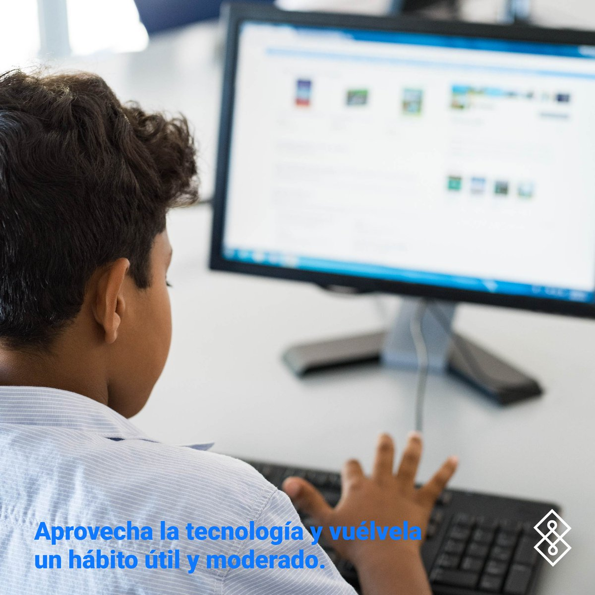 El mundo digital ya es parte indispensable de la vida; es sustancial que desde la infancia y la juventud se conozca el lado útil y amable de la herramienta. En #Unio nos comprometemos a orientarte en favor del crecimiento sano de tus hijos.  ¡Conoce más! ➡️https://t.co/MpovEiFhHS https://t.co/N9JMfCiSg6