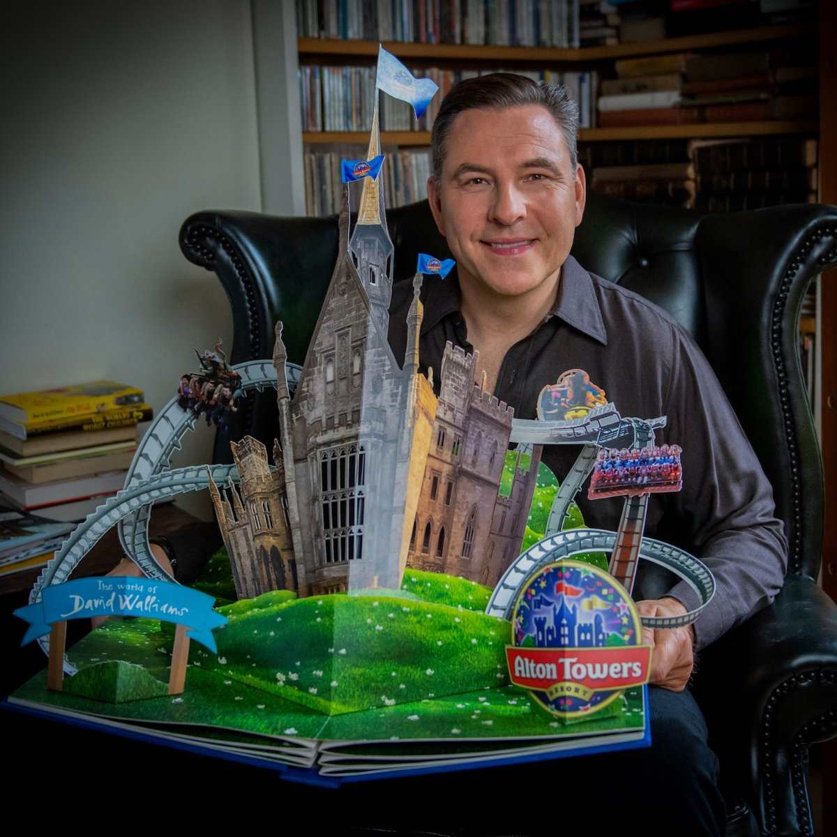 To celebrate @WorldBookDayUK & Gangsta Granny: The Ride coming to Alton Towers, we've teamed up with @HarperCollinsch to launch The World of David Walliams competition for primary schools! https://t.co/M0iBo5HV0a (T&C's apply. Ends 11.59pm 10.03.20) #WorldBookDay #DavidWalliams https://t.co/uSkS4Jx1qE