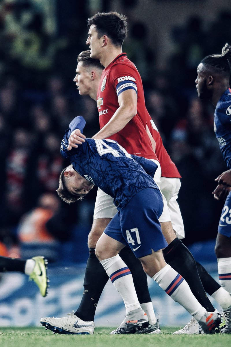 "Billy Gilmour (Chelsea): ""He [Maguire] was pushing me off, gripping me by the throat. Basically he was saying I'm a wee [small] guy [during the Carabao Cup game vs Manchester United in October]. That's something I have to deal with."" #MUFC https://t.co/jYUO3Kej9f"