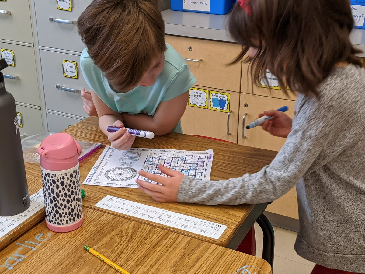 Who says fact fluency is boring? We're having a blast practicing our times tables during math centers with games like Multiplication War, Multiplication Squares, and more! <a target='_blank' href='http://twitter.com/MathMckinley'>@MathMckinley</a> <a target='_blank' href='http://twitter.com/APSMcKPR'>@APSMcKPR</a> <a target='_blank' href='http://search.twitter.com/search?q=McKAPS'><a target='_blank' href='https://twitter.com/hashtag/McKAPS?src=hash'>#McKAPS</a></a> <a target='_blank' href='https://t.co/OcQ2uF7tZZ'>https://t.co/OcQ2uF7tZZ</a>