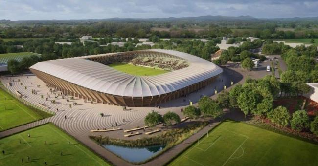 Great news that Eco Park can now proceed @FGRFC_Official @fcbusiness #stadium