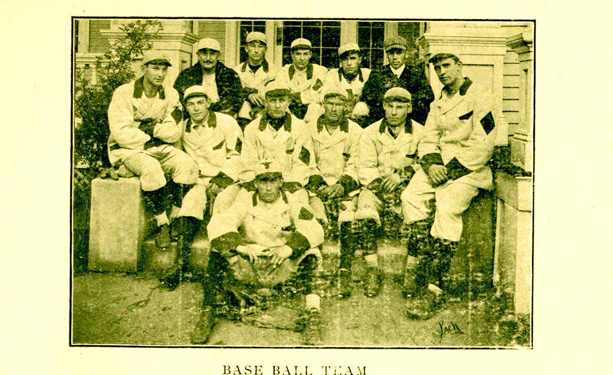 #TBT LA #baseball team, circa: 1913 @baseballhall #GoLASpartans #GrotonMA