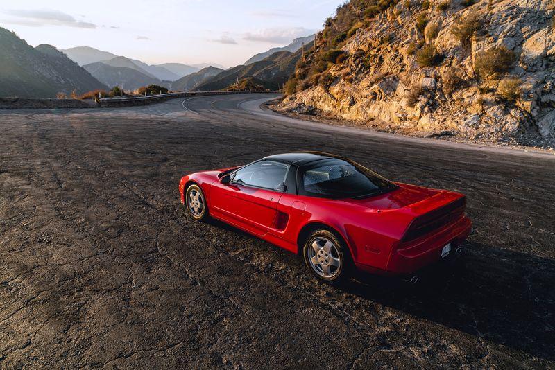 The original Acura NSX still matters. roadand.tk/XWDclDX