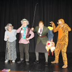 Both staff and students enjoyed dressing up for World Book day today  #WBD2020