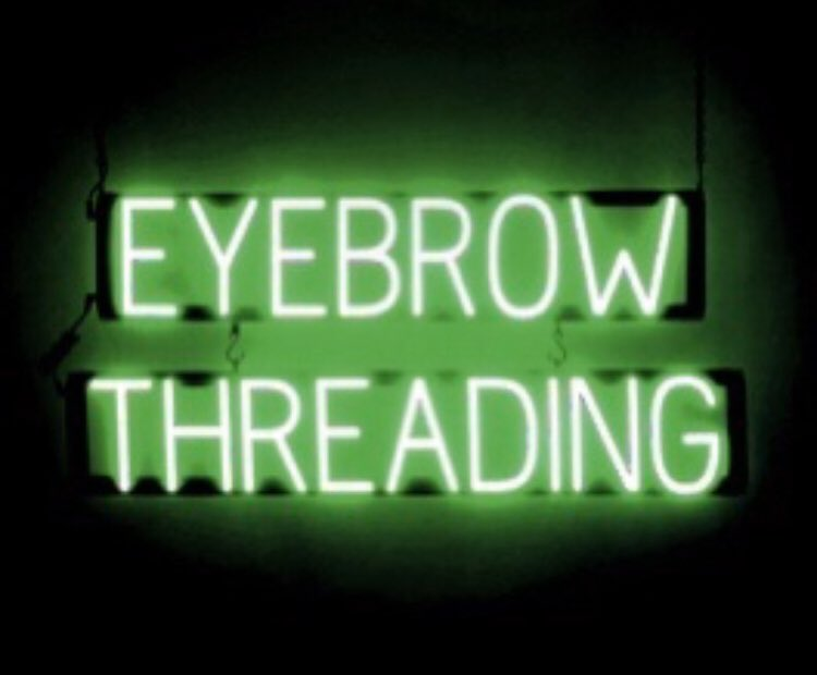 Have sensitive skin? Break out from waxing? Using retinal or acne fighting products? Threading is a great alternative to waxing. #threading #eyebrows #brows #hairremoval #skincare #25yearsinthegame #placentia #oc #selftaught #skintherapist #optionspic.twitter.com/oPjSrXzupb