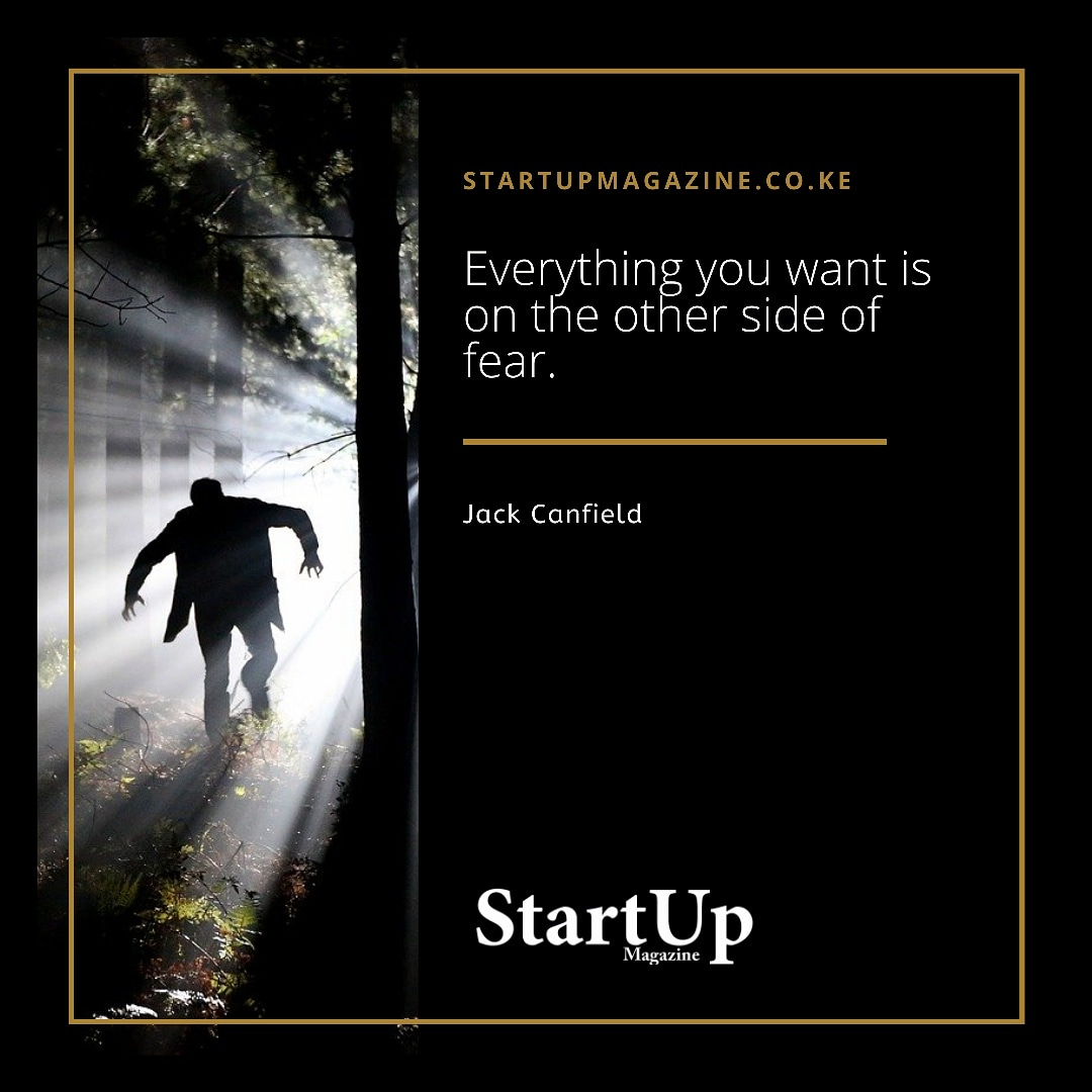 Everything you want is on the other side of fear-Jack Canfield  #publicity254 #IamNairobian #quotes #startuppic.twitter.com/9Kj9rvO1wY