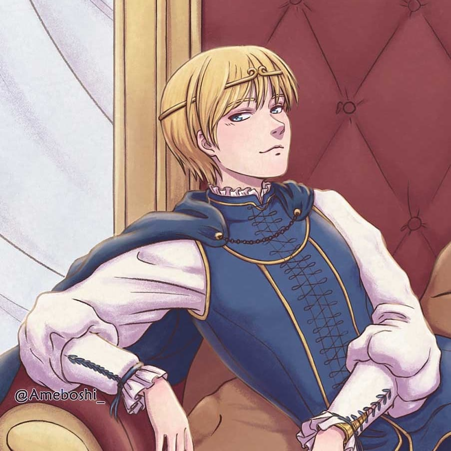 Here's the preview of my piece for  @CPFashionZine   ÉLÉGANCE is a #CaptivePrince Fashion digital zine for charity  I'm so happy I had the oportunity to be a contributor to this zine with other awesome artists  #capri #zine #zinepreview #laurianos #laurent #damen #lamen pic.twitter.com/BCJV8tEe5n