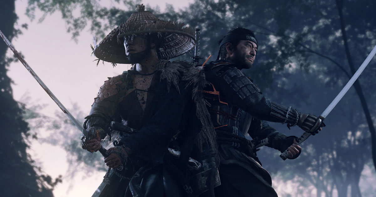 PS4 exclusive 'Ghost of Tsushima' arrives on June 26th