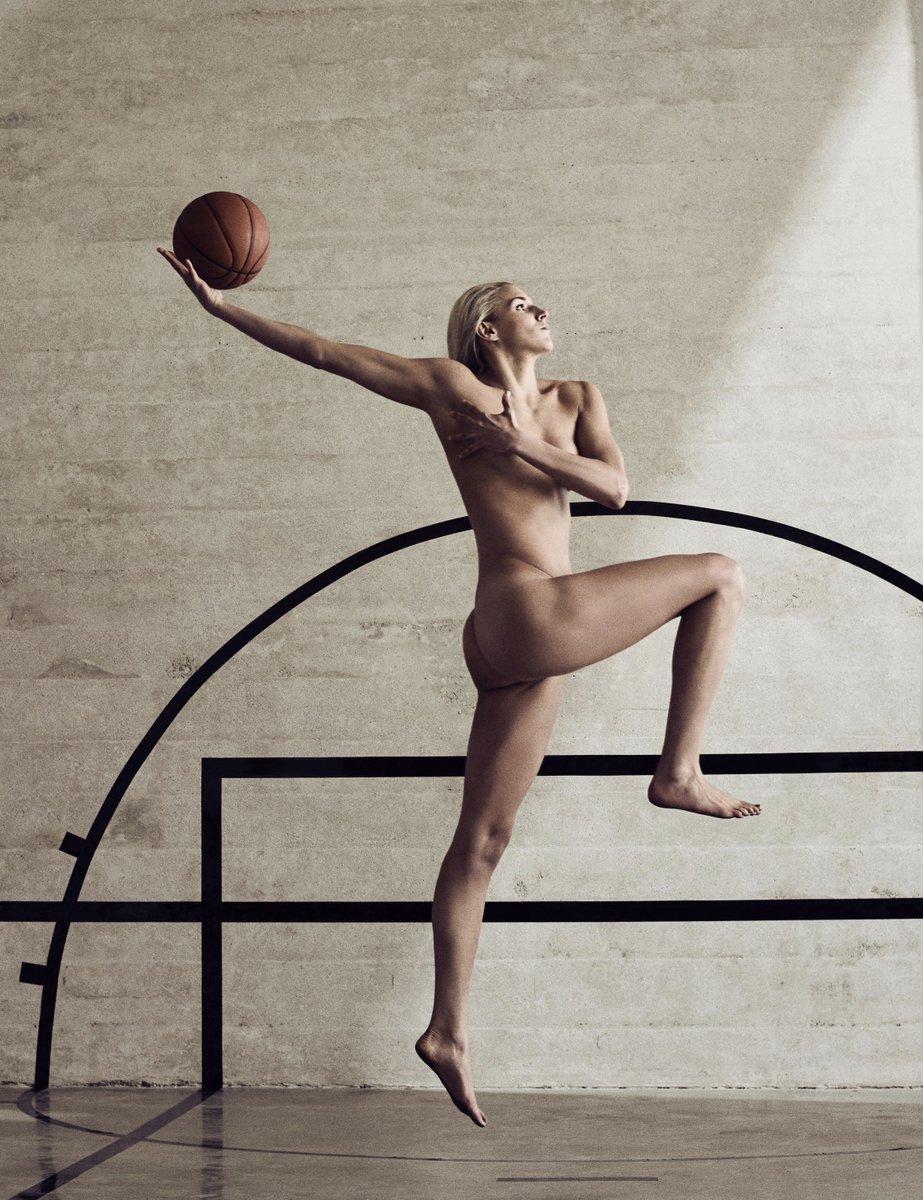 Daniela Hantuchova Poses Nude For Espn's Body Issue