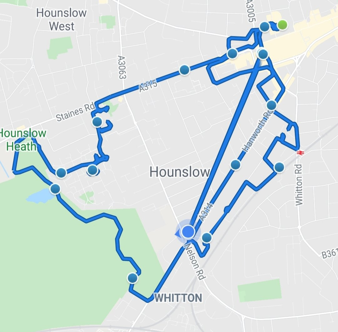Despite the rain Hounslow Heath SNT officer was out today  busy today patrolling  various parts of the ward, carrying out Anti social behaviour  & drug use patrols visiting victims of motor vehicle crime.    #BeSafe #DontDoDrugs #MOTORVEHICLECRIME pic.twitter.com/K5sfIMLO8h