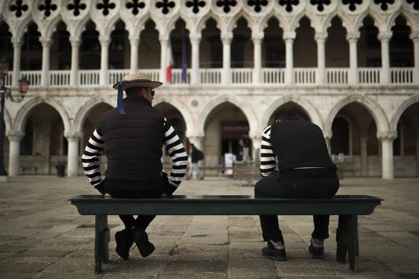 "telediariomty on Twitter: ""📷 FOTOGALERÍA: Desolada luce Venecia tras brote de #Coronavirus en #Italia. https://t.co/WdBoMw6jmf… """
