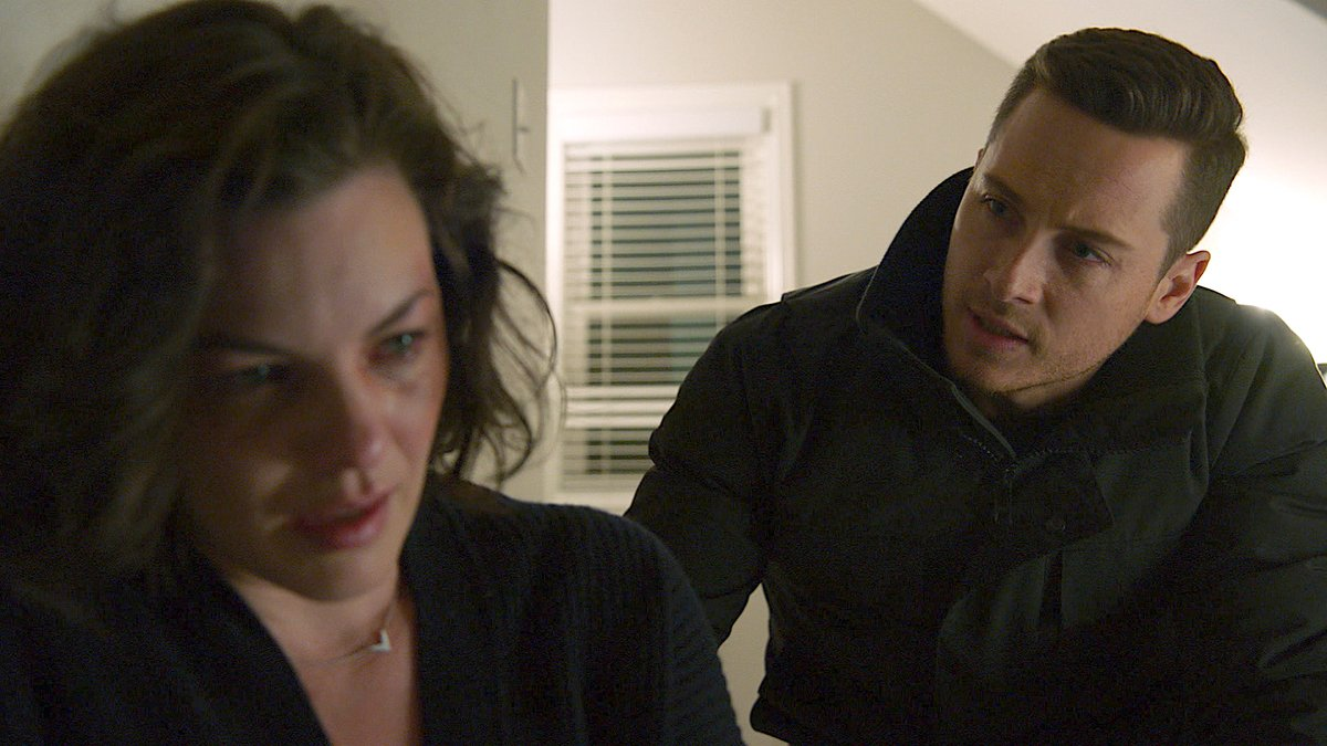 Halstead got to Michelle just in time.