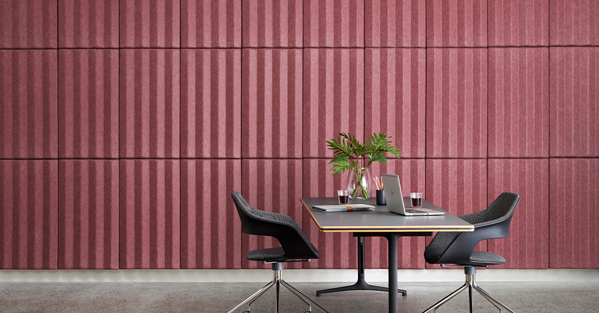Woven Image wall panels acoustic textile padstyle.com