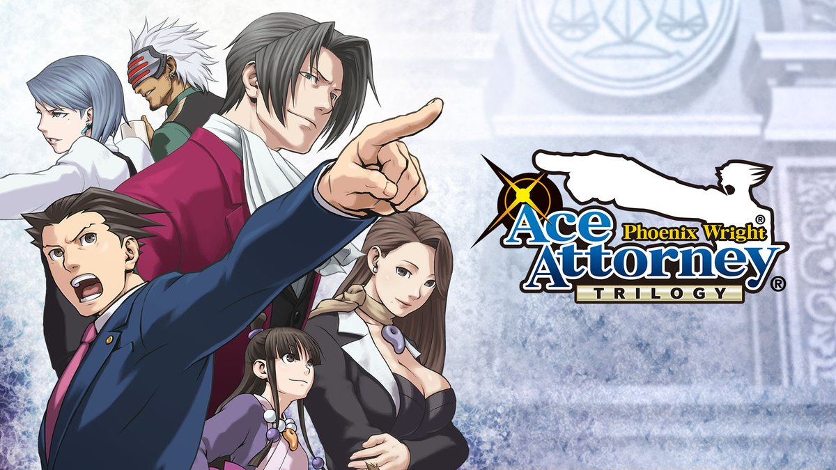 Ace Attorney On Twitter Take That Save Up To 50 On