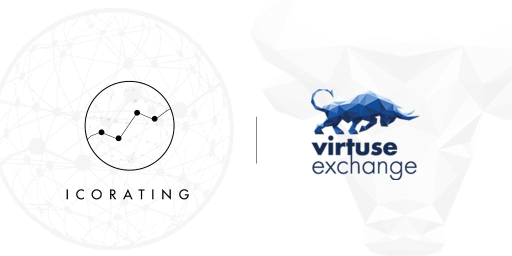 Followed by our #Coinmarketcap listing, we were also added to #ICOrating platform and we're moving fast up the ranking. Please support us and submit a positive review at ICORating's website. pic.twitter.com/YdKJRRxLOK