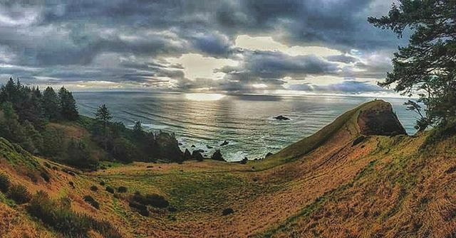 Repost  @mytypdx ・・・ Oregon's moody weather sometimes isn't so bad... You should've been there, I pinky promise!  . . . . . #westisbest #upperleftusa #comehome #ig_serenity #vibe #nature #oregon #thegreatpnw #thefeelers #naturelovers #coas… https://ift.tt/2PNeKTC pic.twitter.com/ugGNBcE8O2  by Oregon Born