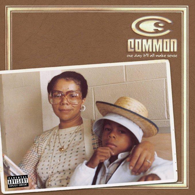 Happy Birthday Common ~*~  Art: Common. One Day It\ll All Make Sense, 1997.