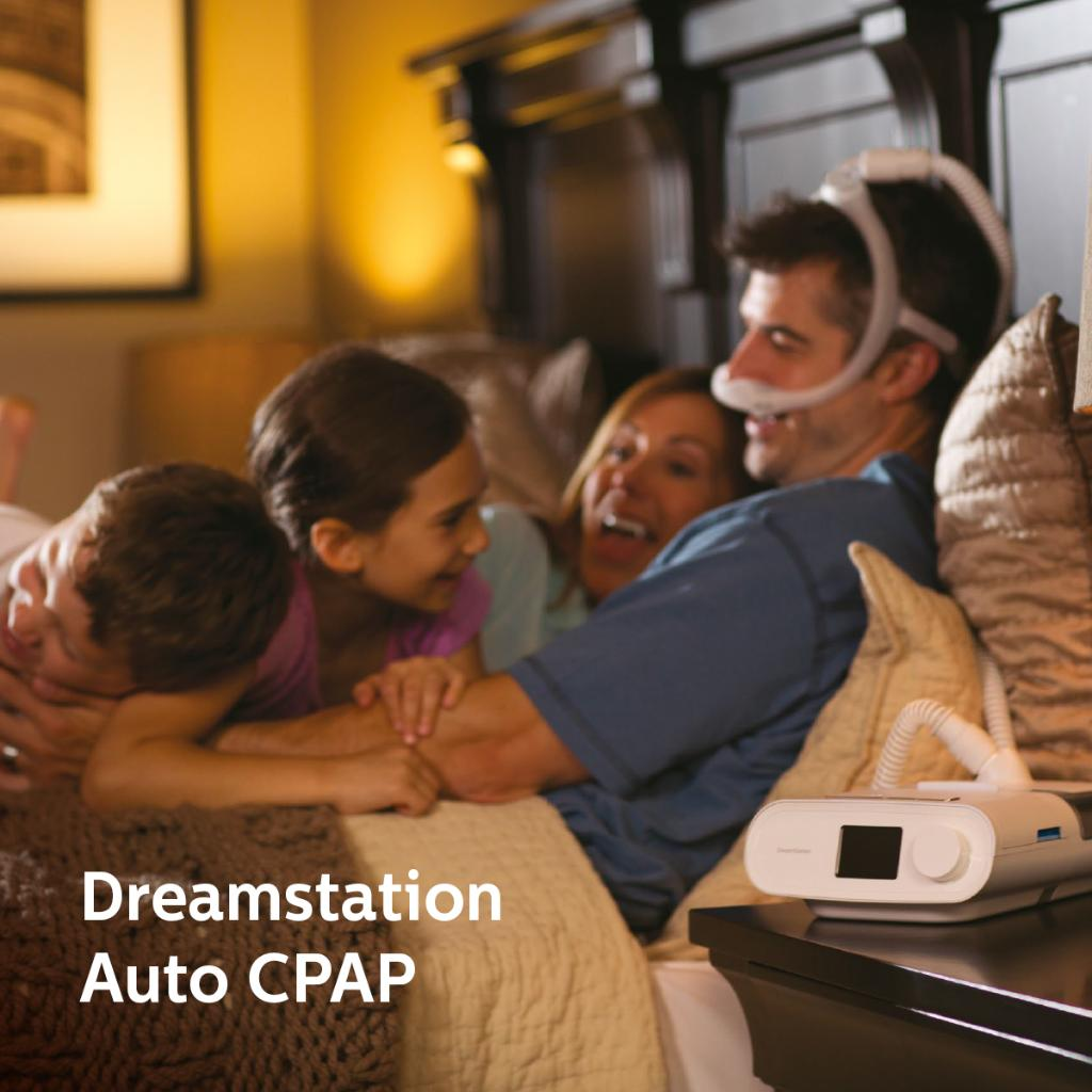 In the occasion of World Sleep Day, take charge of your sleep by using our DreamStation CPAP that empowers patients throughout the night, tracking progress and enabling personalized adjustments. #TakeChargeOfYourSleep #WorldSleepDay #WSD2020  Learn more: https://t.co/0dH2G7HXQo https://t.co/KqERxaiXhm