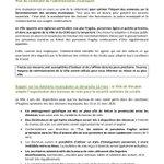 Image for the Tweet beginning: #COVID19⚠️Suite aux annonces d'@EmmanuelMacron, la