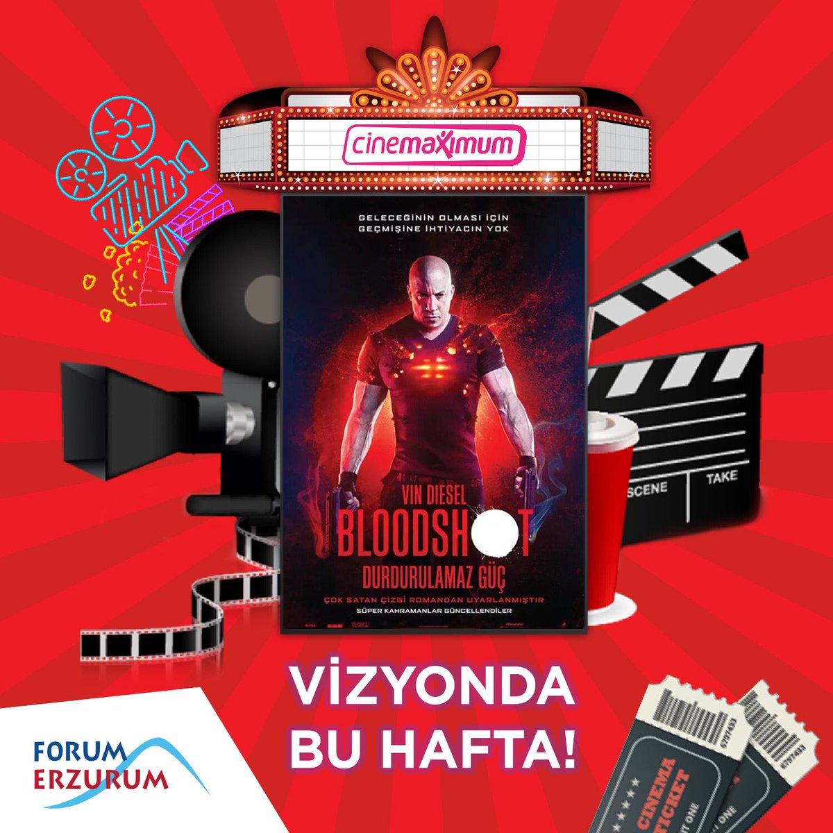 Forum Erzurum Cinemaximum ile mutlu bir hafta sonu dileriz! 🎞📽 https://t.co/dytMksqvIG