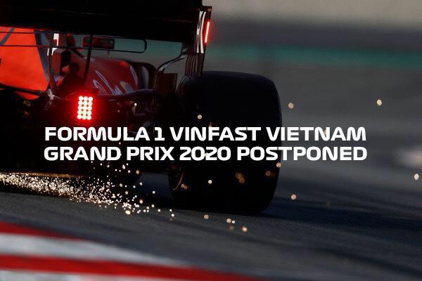 Official Statement by the Vietnam Grand Prix Corporation: https://t.co/V8LzWP1Jdw https://t.co/QqXYN8jtBw