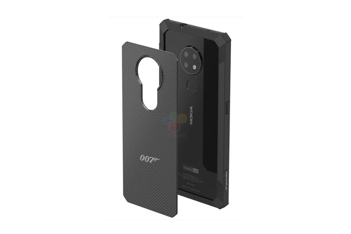 James Bond Kevlar case makes cheap Nokia phone look bulletproof