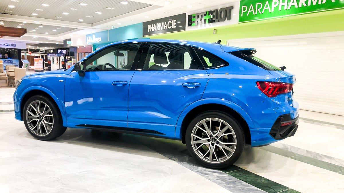 Venez nombreux à la rencontre de la gamme #Audi #Q3 au Centre Commercial Destreland jusqu'au 15 mars 2020 !  La #Team #Audi #Guadeloupe vous attend au showroom pour répondre à toutes vos questions sur nos offres exceptionnelles à partir de 399€/mois* ! *conditions en concession https://t.co/vEDyySgw88