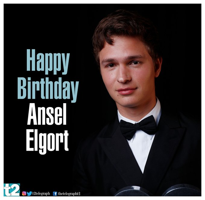He\s the handsome Gus and the daredevil \baby driver\. Happy birthday, Ansel Elgort!