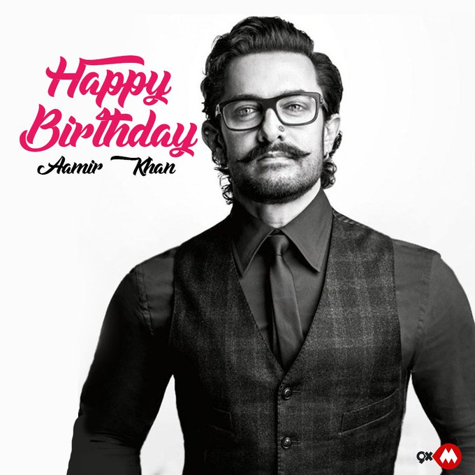 Here\s wishing the \Mr. Perfectionist\ aka a very Happy Birthday!