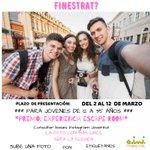 Image for the Tweet beginning: 🤳🏼 La Concejalía de Juventud