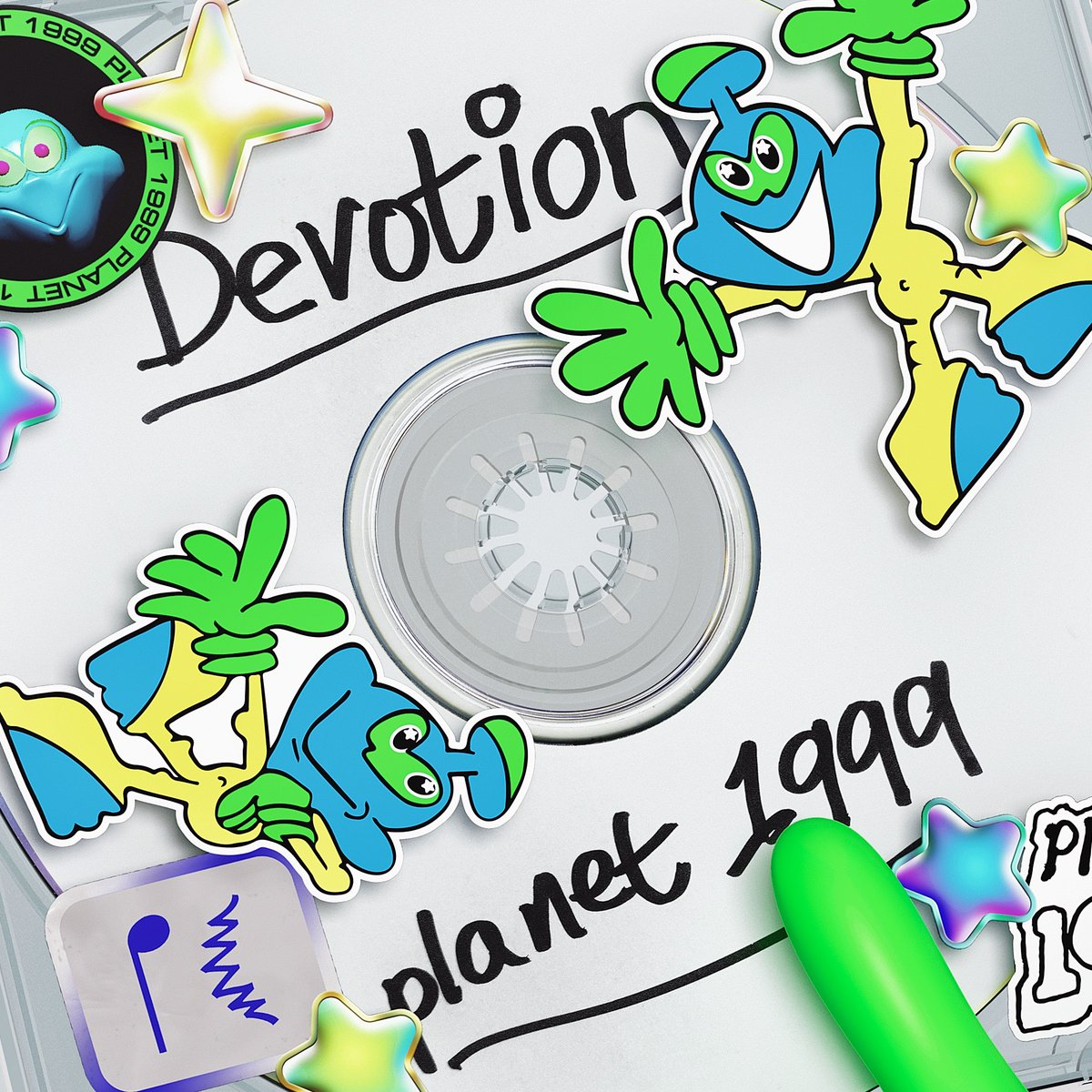 🚨🚨EP RELEASE ALERT🚨🚨 Our first EP 'Devotion' is out now on @pcmus ❤️🧨🎈🎯🥊🌶 Artwork by Leon Sadler🖍Check the video playlist on youtube.com/playlist?list=… and access to all stages 🕹 1 = Spell 🕹 2 = Party 🕹 3 = Awake 🕹 4 = Replay 🕹 5 = Haze 🕹 6 = Night 🕹 7 = Devotion