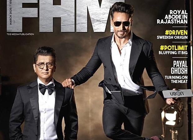 Tiger Shroff and Sajid Nadiadwala look suave and dapper as they pose for FHM magazine . . . . . . #sajidnadiadwala#nadiadwalagrandsonentertainment#ngemovies#tigershroff#baaghi3#heropanti#heropanti2#fhmmagazine#stylish#action#drama#entertainment#bollywoodnewspic.twitter.com/T0aDToILxI