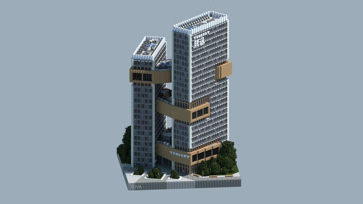 "12UVA on Twitter: ""Modern Skyscraper https://t.co/12PFmLcvoVs This"