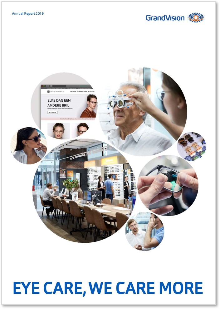 Today we published our 2019 Annual Report, our first integrated report. Learn more about our business and the impact we made in 2019 at https://t.co/yuapxmRjJ9.  #GrandVision #Eyecarewecaremore #AnnualReport #IntegratedReport https://t.co/6IKDGkawRM