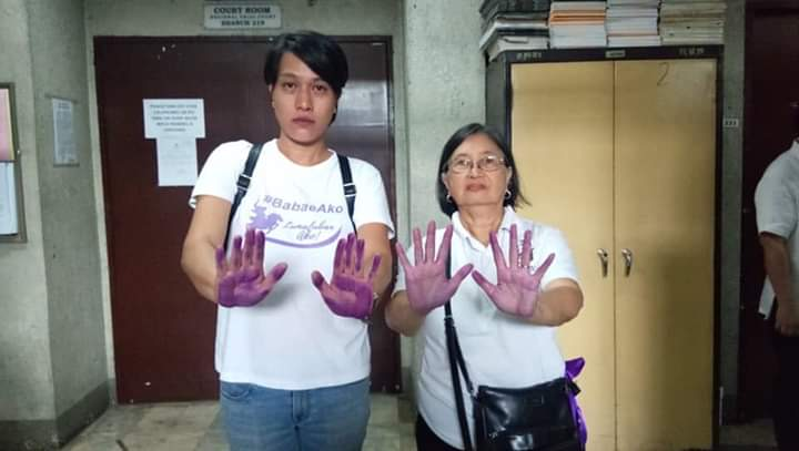 Today, on International Women's Day, we support Filipino women's alliance GABRIELA, who are facing threats and attacks for the important work they do.   #HandsOffWomen #DefendFilipinoWomen #DefendGabriela pic.twitter.com/o4QAKGIYRl