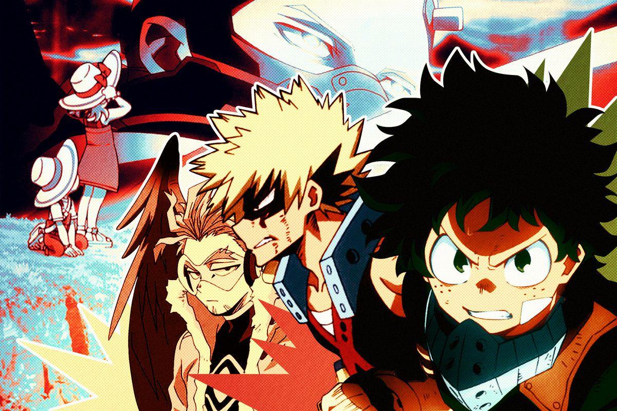 Watch My Hero Academia Heroes Rising 2020 G Drive Academiahero2 Twitter