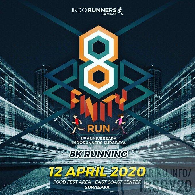 Indorunners Surabaya – 8FINITY Run • 2020